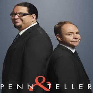 Penn and Teller Las Vegas