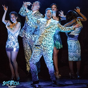 Spoofical the Musical Las Vegas