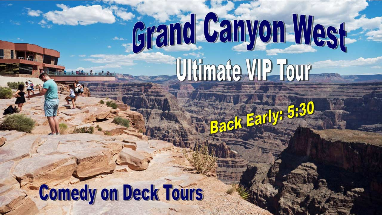 Comedy on Deck Grand Canyon