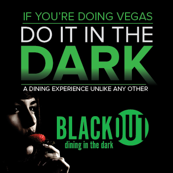 Blackout Dining in the Dark