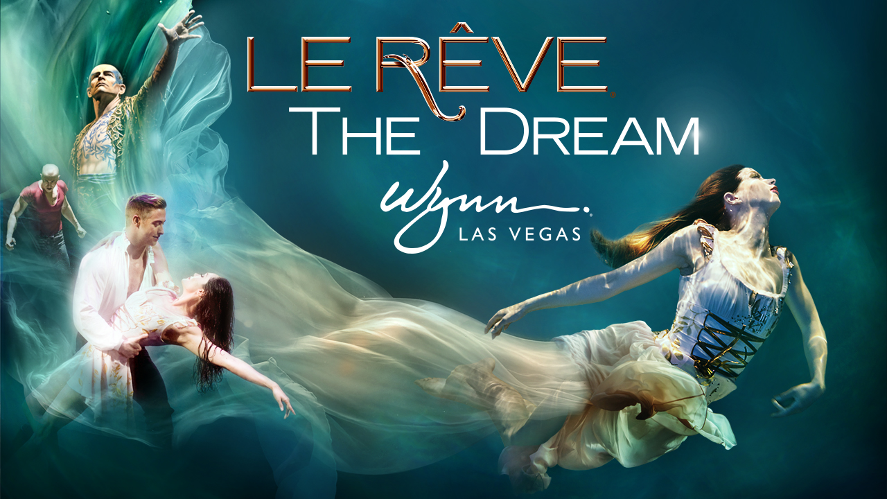 Le reve las vegas discount show tickets tix4tonight for Reve dream homes