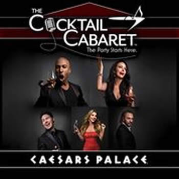 The Cocktail Cabaret at Caesar's Palace