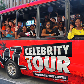 Grayline Tours TMZ Tour