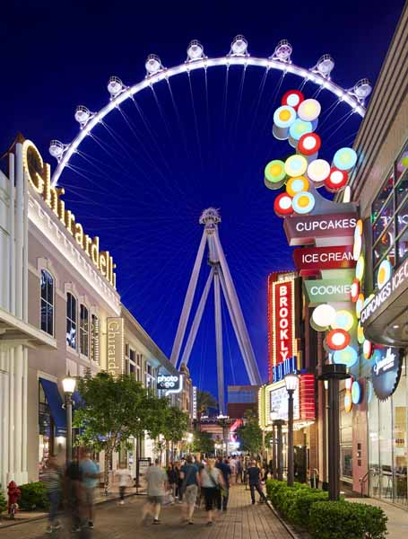 High Roller Las Vegas Tickets