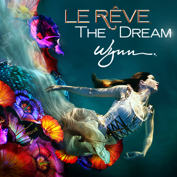 Le Reve The Dream Wynn Las Vegas