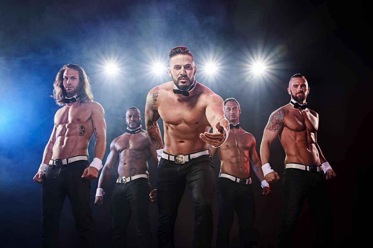 Chippendales in Vegas 4