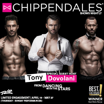 Chippendales Live in Las Vegas