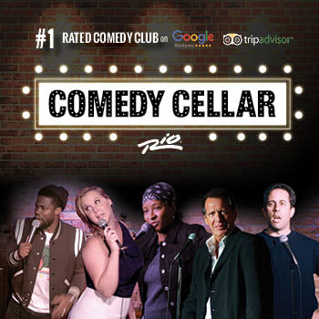 Comedy Cellar Rio Hotel in Vegas