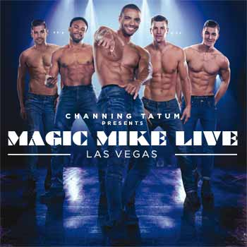 Magic Mike Las Vegas
