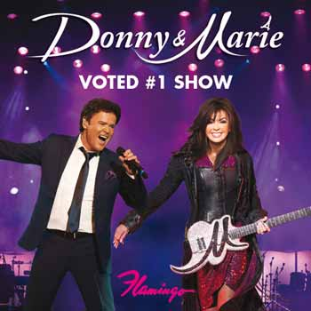 Donny and Marie Vegas Shows