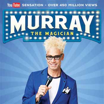 Murray the Magician Las Vegas 2
