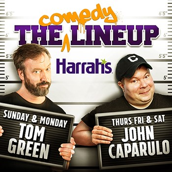 The Comedy Line Up