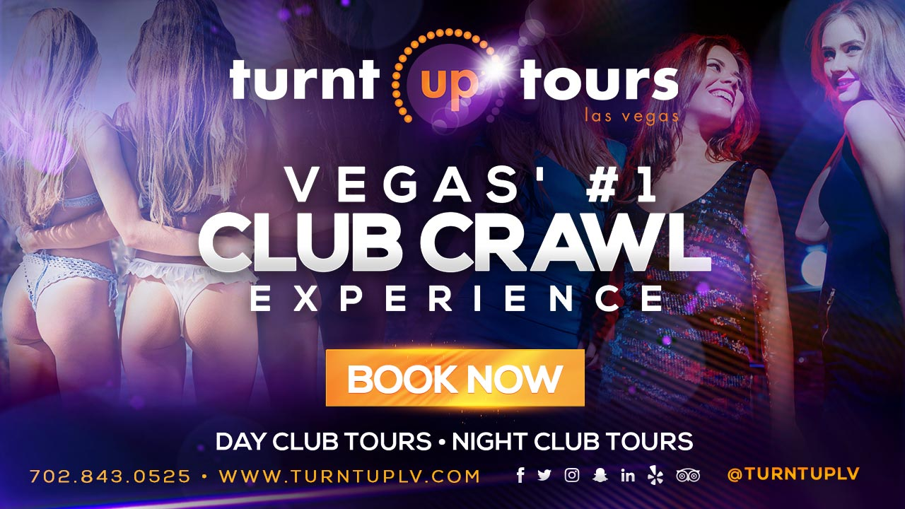 Turnt Up Tours | Las Vegas Party Bus | Discount Prices at