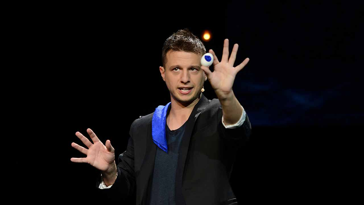 Mat Franco Sleight of Hand Tricks