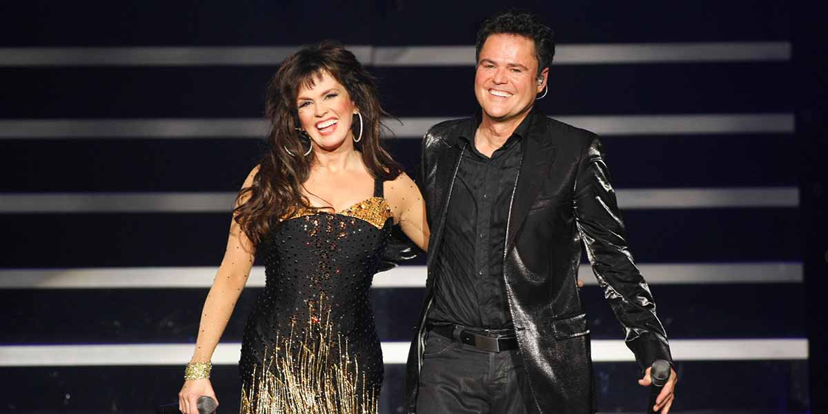 Donny and Marie in Las Vegas 7
