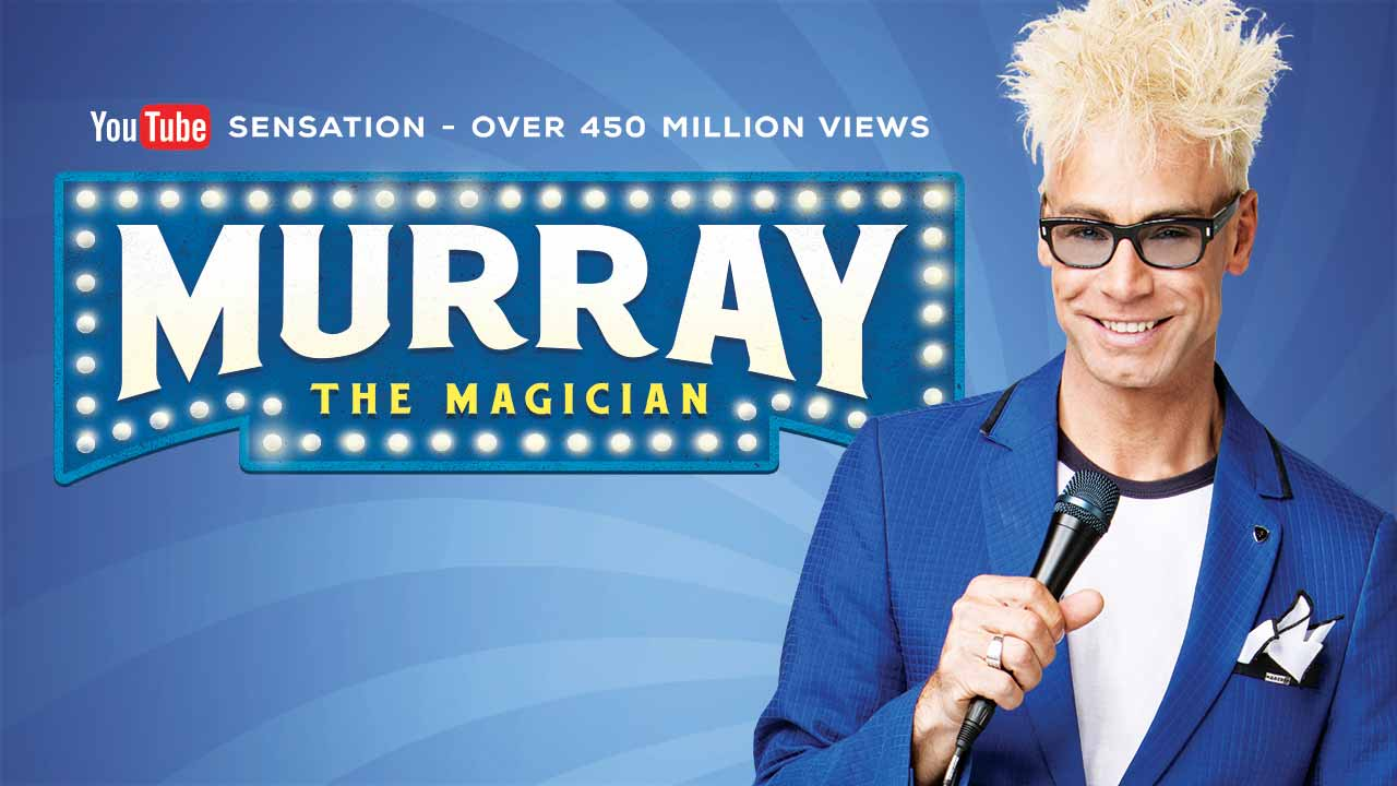 Murray the Magician Las Vegas 1