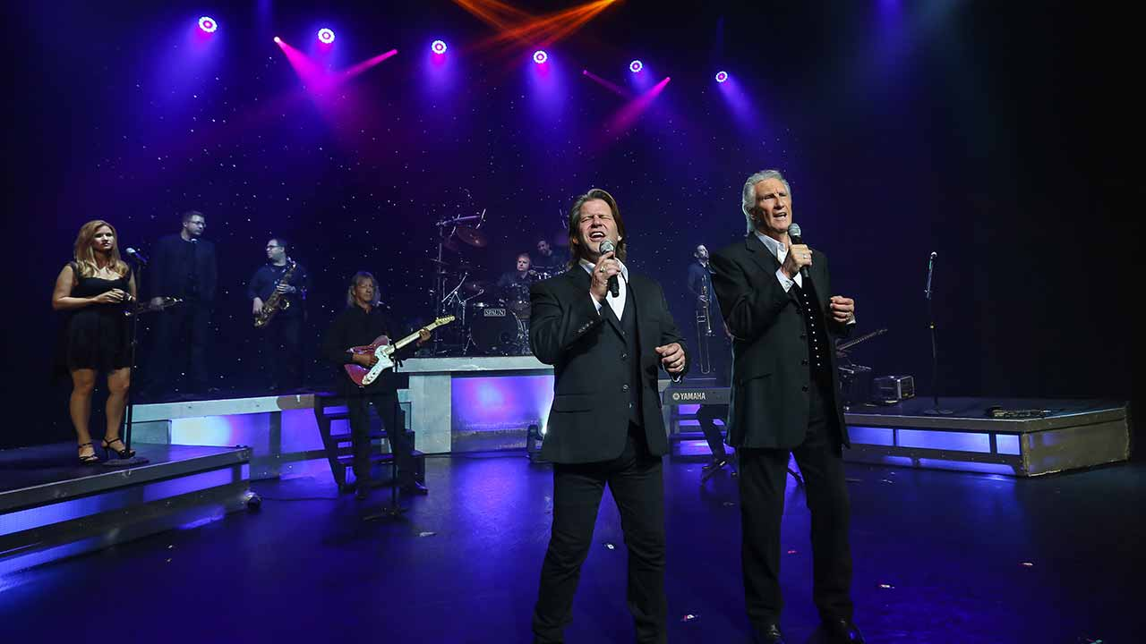 The Righteous Brothers Las Vegas 1