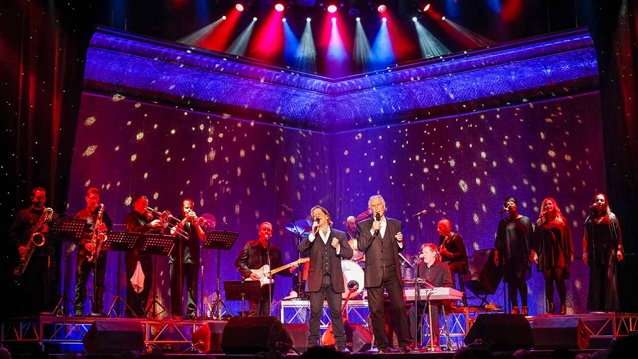 The Righteous Brothers Las Vegas 2