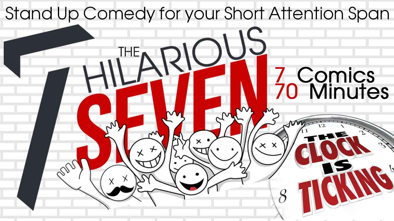 The Hilarious Seven 1