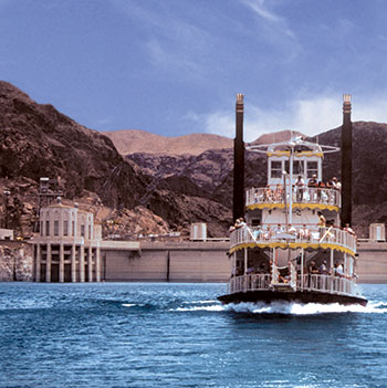 Hoover Dam Lake Mead Tour