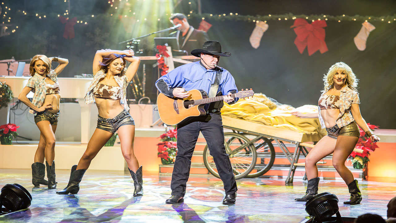 Legends In Concert Las Vegas Holiday Show Garth Brooks 1