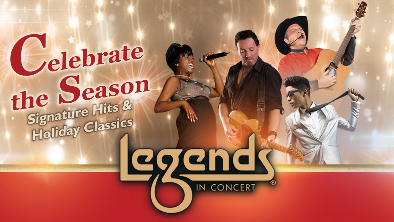 Legends In Concert Las Vegas Holiday Tribute Show