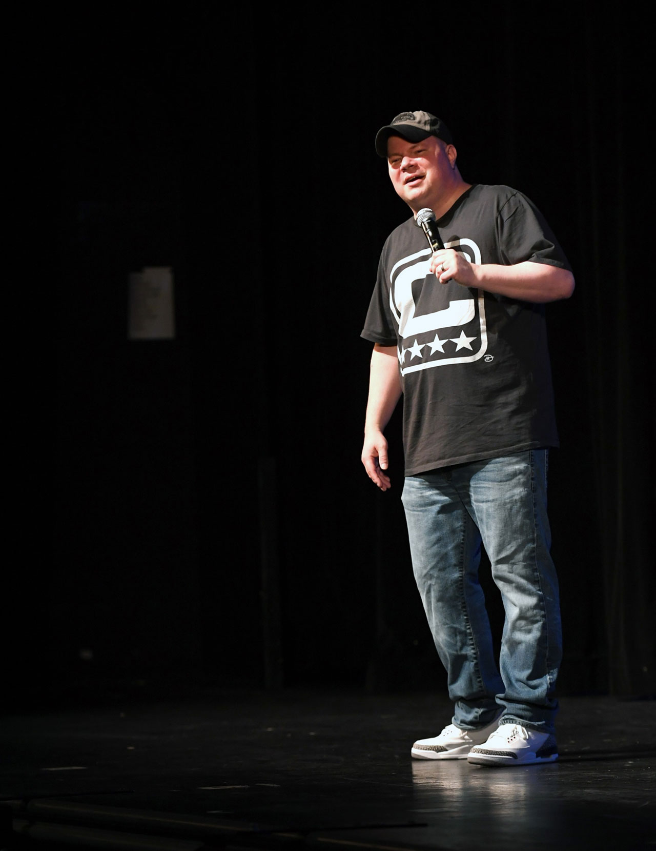 John Caparulo Madcap Comedy Vegas Production Photo