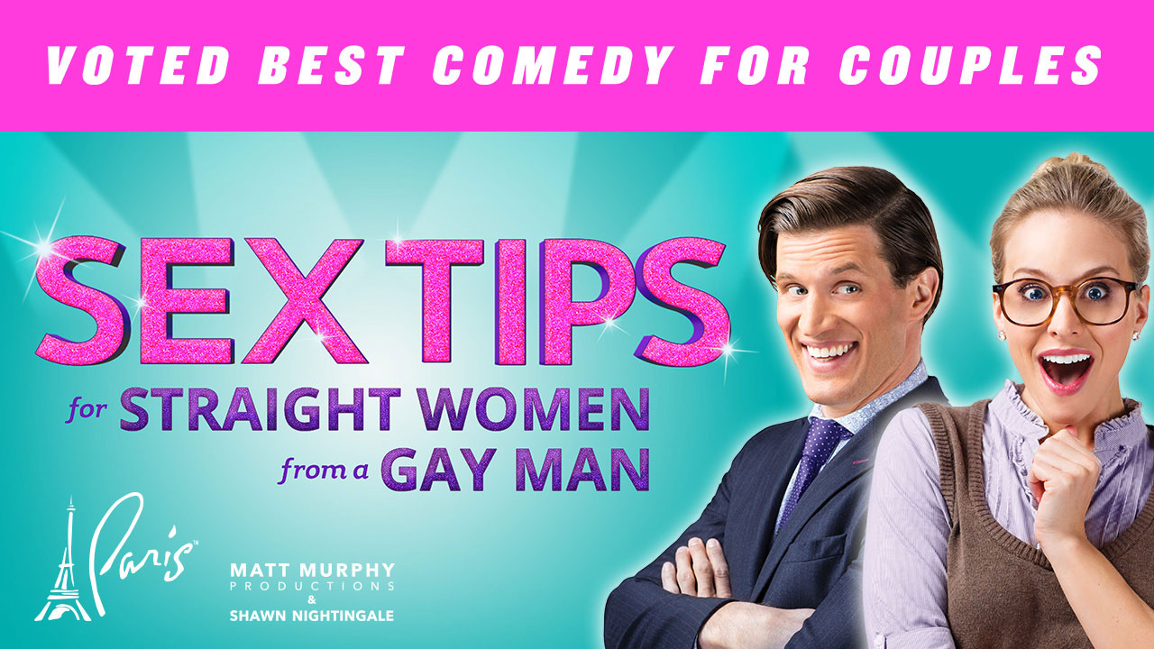 Sex Tips For Straight Women From A Gay Man Las Vegas