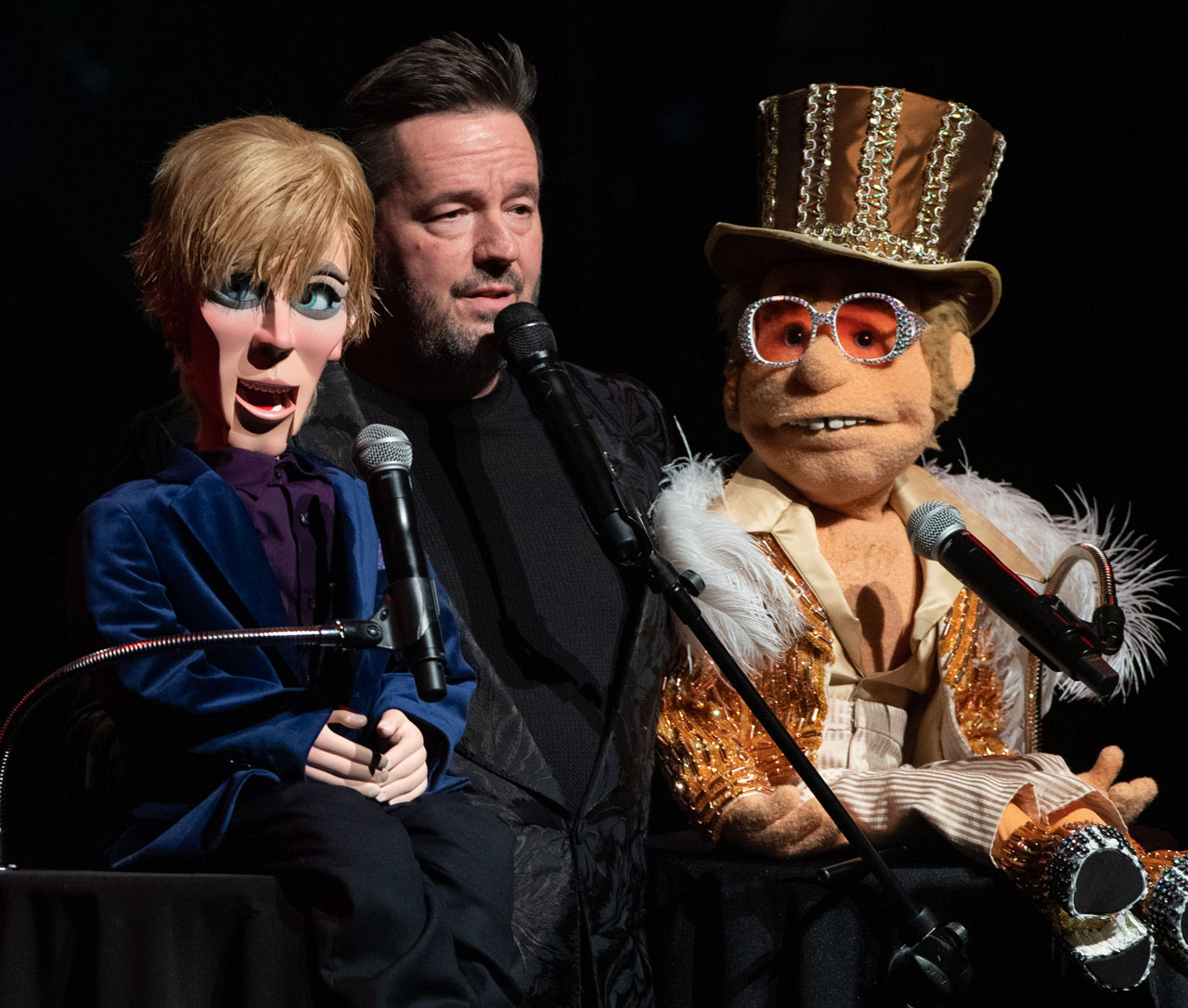 Terry Fator Las Vegas Bowie And Elton