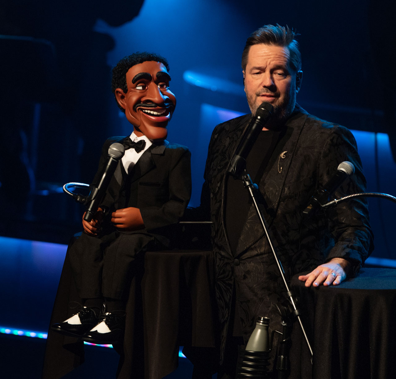 Terry Fator Las Vegas Sammy Davis Junior