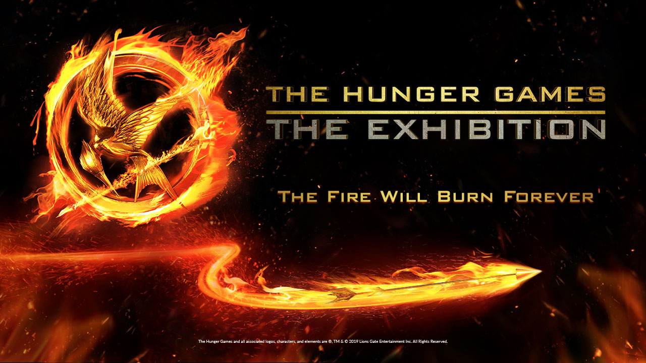 The Hunger Games The Exhibition Las Vegas