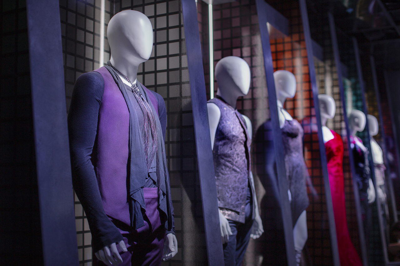 The Hunger Games The Exhibition Vegas Costumes