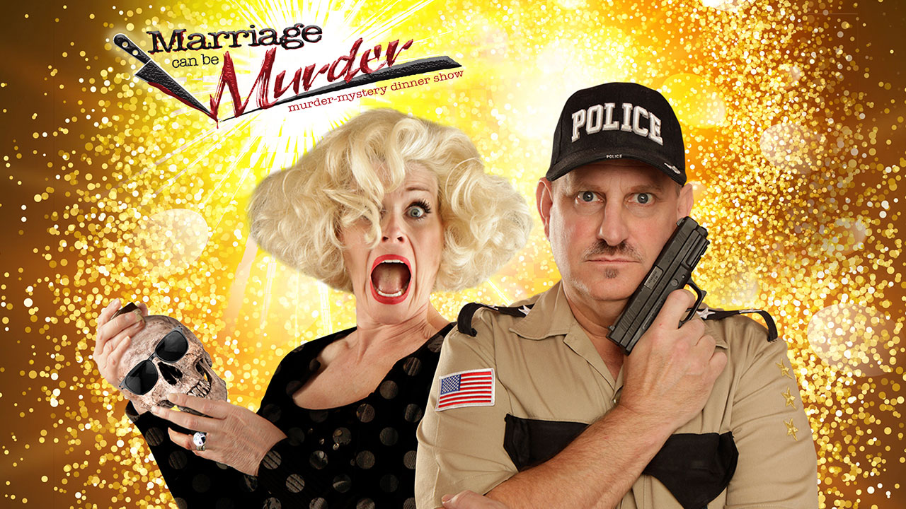 Marriage Can Be Murder Las Vegas