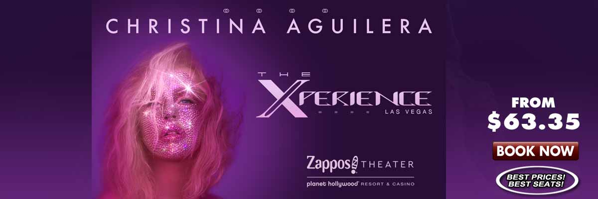 Christina Aguilera The Xperience