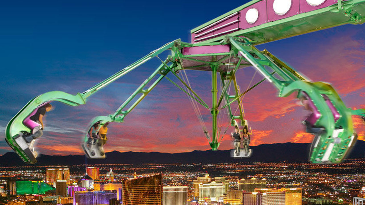 Stratosphere Activities Vegas Insantity