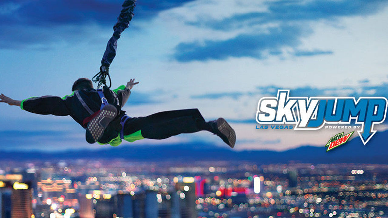 Stratosphere Activities Vegas Skyjump