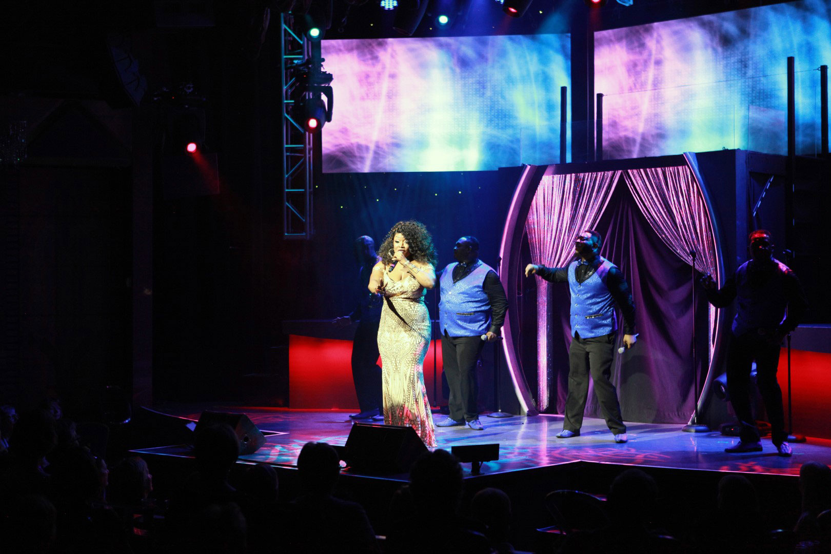 Soul Of Motown Vegas Production Photo 3