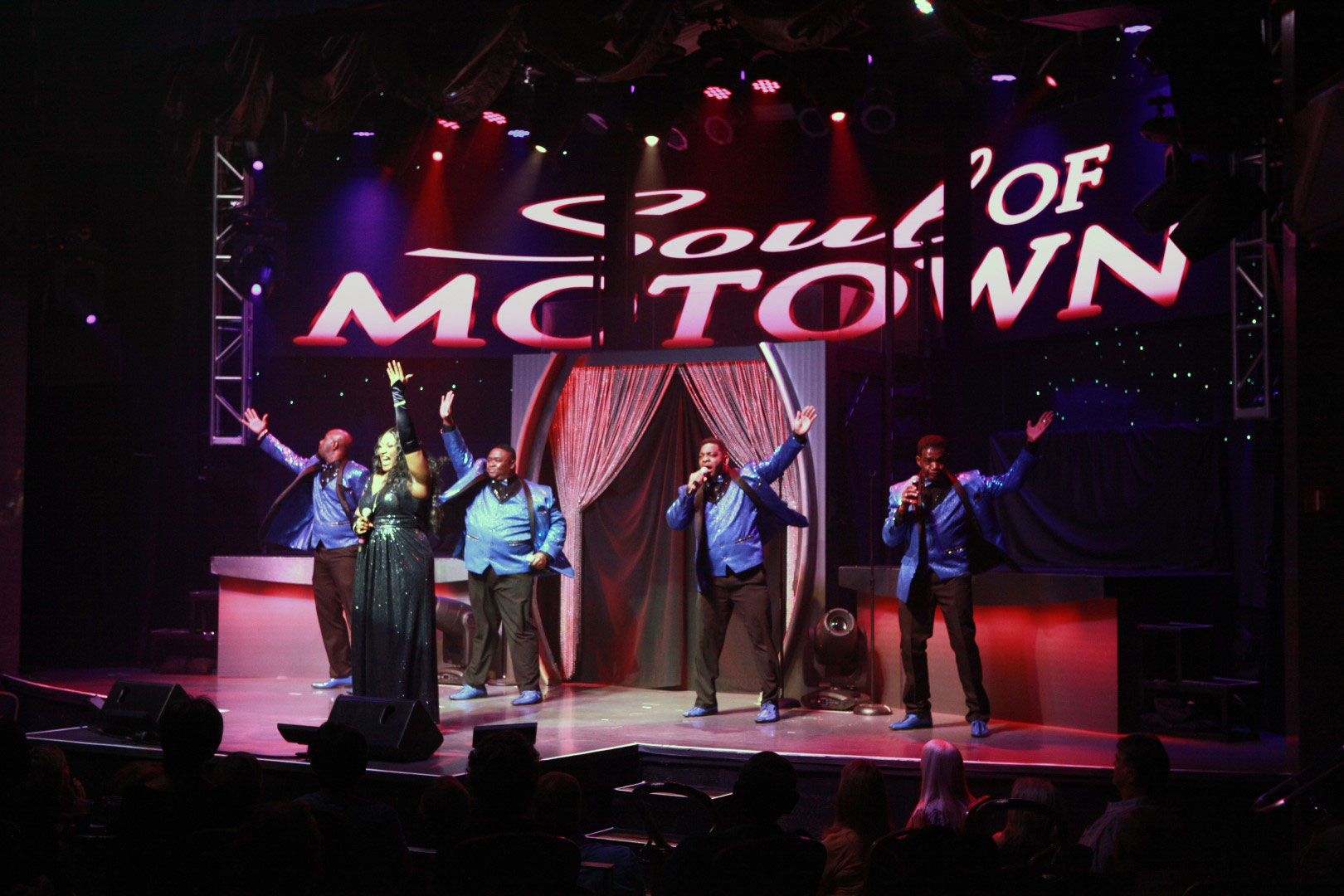 Soul Of Motown Vegas Westgate Music Tribute
