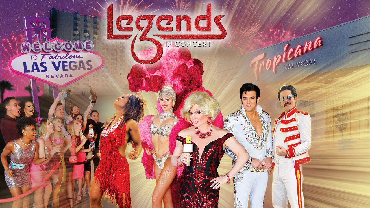Legends In Concert Frank Marino Las Vegas