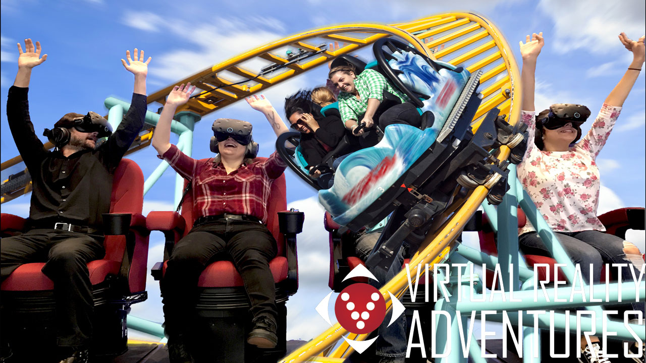 Virtual Reality Adventures Las Vegas Attraction The Linq