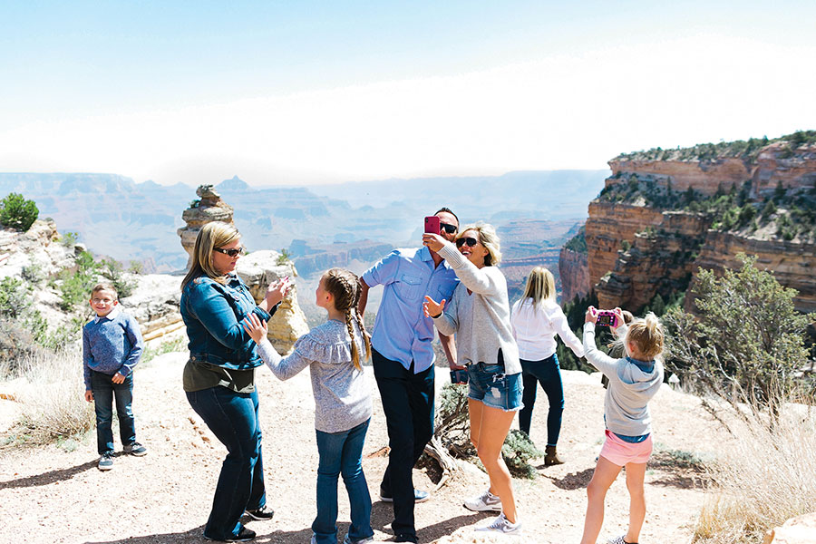 Las Vegas to Grand Canyon South Rim by Bus with Buck Wild Adventure 2