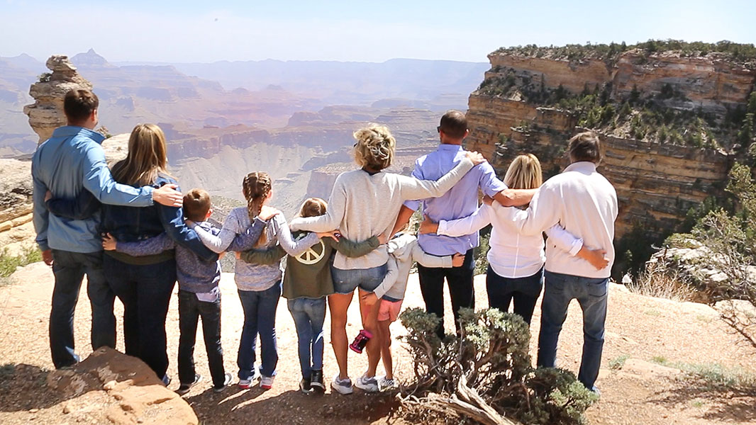 Las Vegas to Grand Canyon South Rim by Bus with Buck Wild Adventure 4