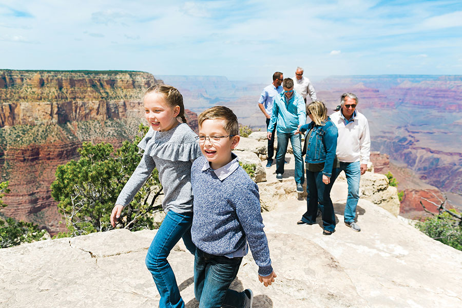 Las Vegas to Grand Canyon South Rim by Bus with Buck Wild Adventure 9