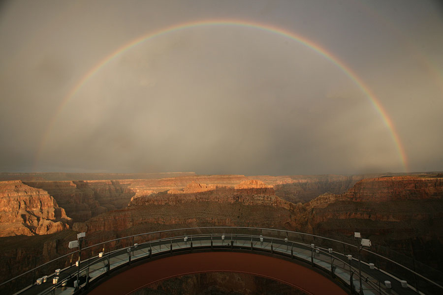 West Rim Skywalk 1