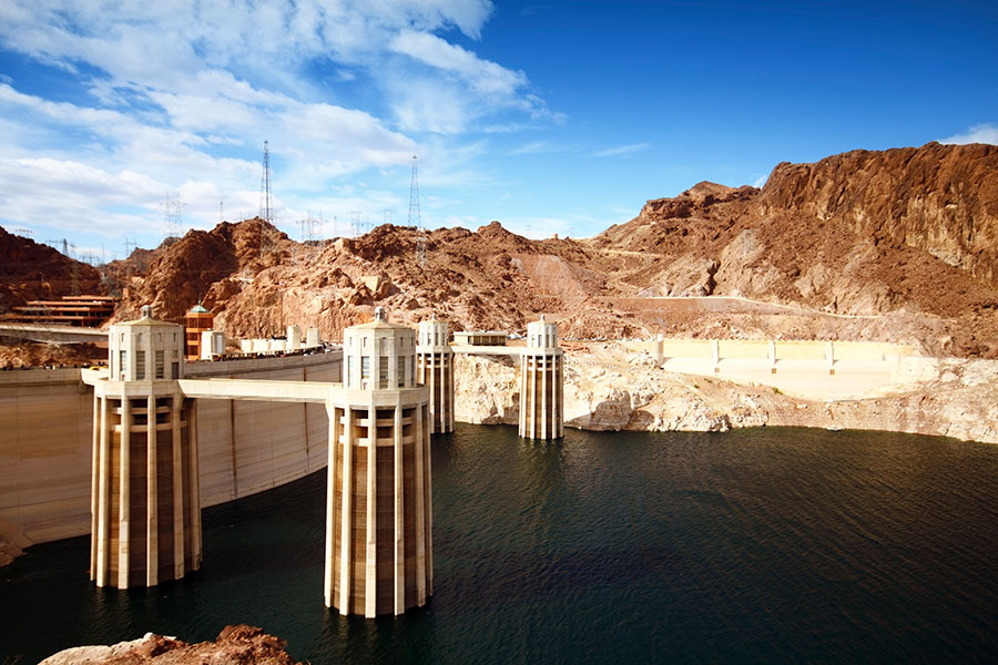 Hoover Dam Lake Mead Cruise 2