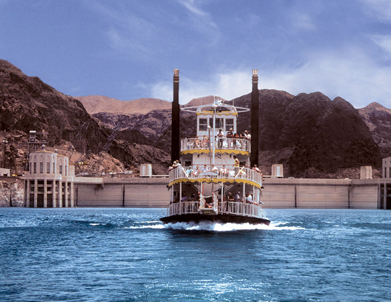 Hoover Dam Lake Mead Cruise 3