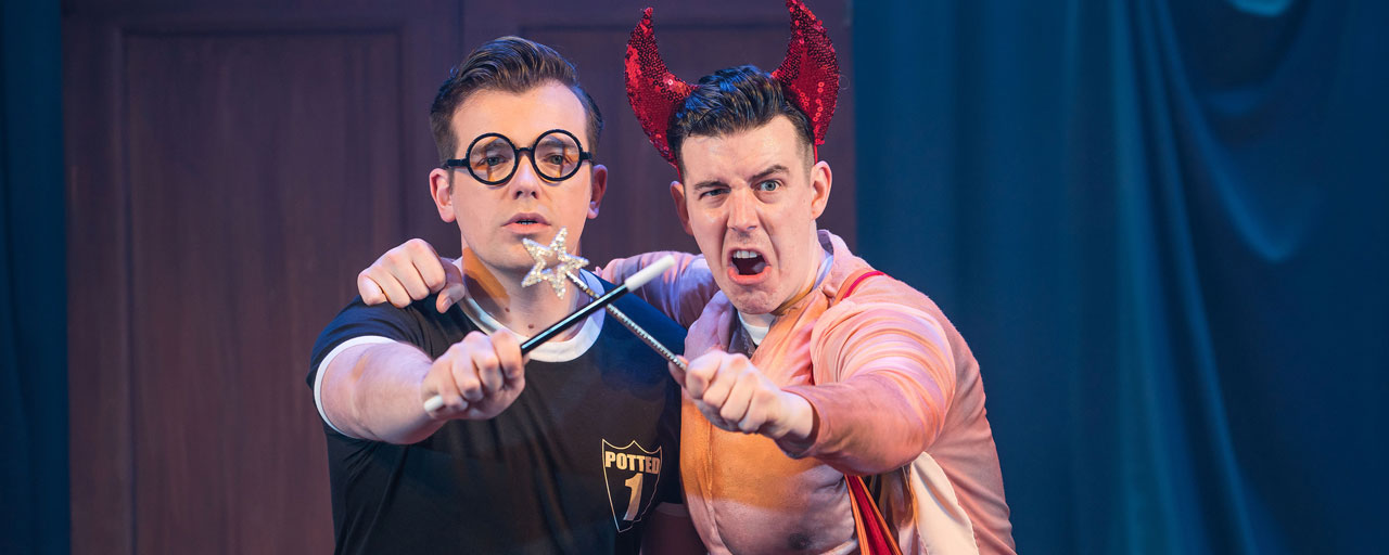 Potted Potter Vegas Ballys Comedy