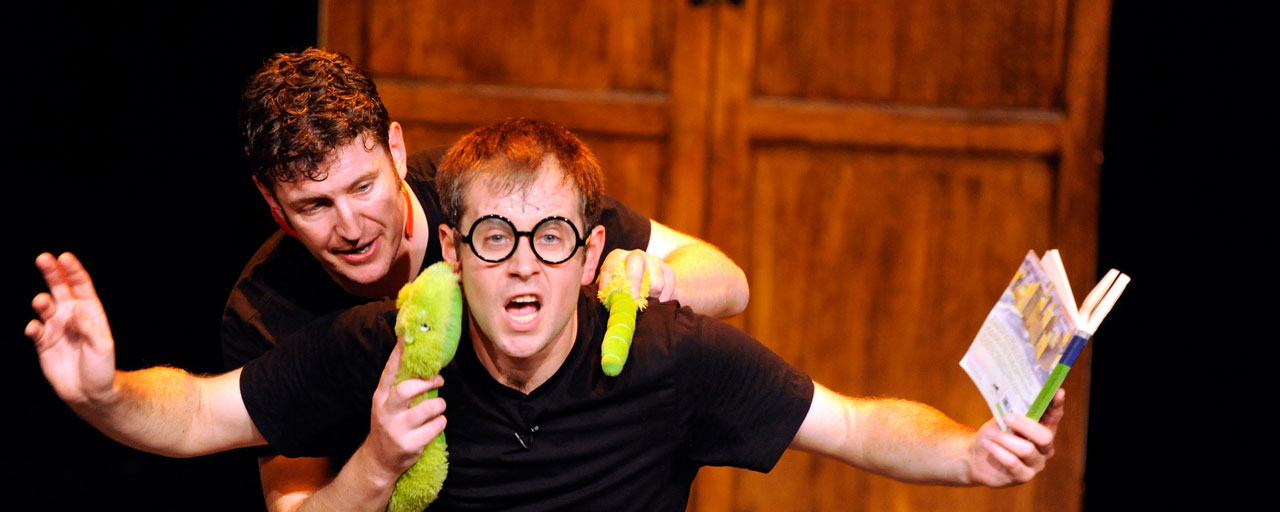 Potted Potter Vegas Comedy Production Photo 1